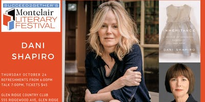 Dani Shapiro: Inheritance Book Talk
