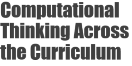 Computational Thinking Across the Curriculum tickets