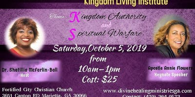 DHM Kingdom Living Institute
