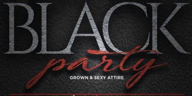 THE 2019 LDAC ALL BLACK PARTY