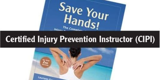 Save Your Hands! Injury Prevention Workshop