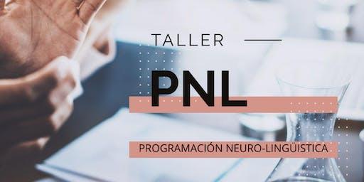 Taller Gratuito PNL - Programación Neuro - Lingüistica