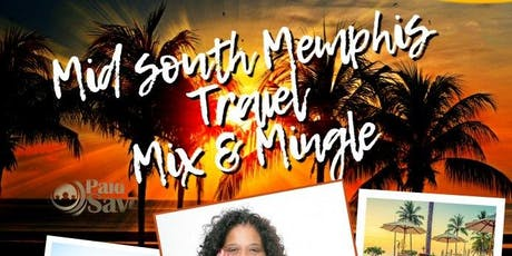 Midsouth Memphis Travel Mix and Mingle tickets