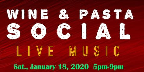House of Otem's Wine & Pasta Social tickets
