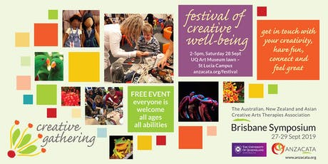 The Festival of Creative Well-being tickets