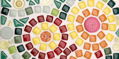 Creating Mosaic Kids Class Saturday September 21