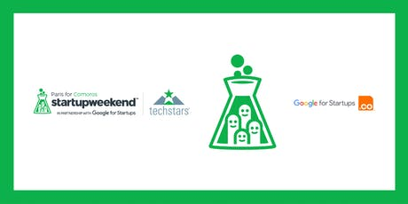 Startup Weekend Paris for Comoros 2019 tickets