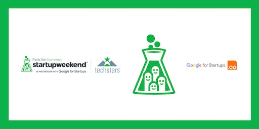 Startup Weekend Paris for Comoros 2019