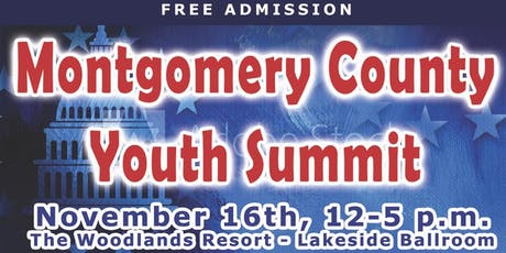 Montgomery County Youth Summit tickets