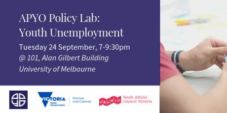 APYO Melbourne Policy Lab tickets