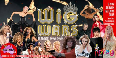 Wig WARS - Ultimate Show Down tickets