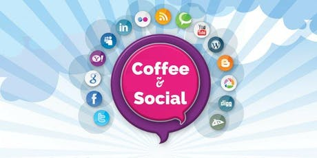 Coffee and Social - Marketing Plan tickets