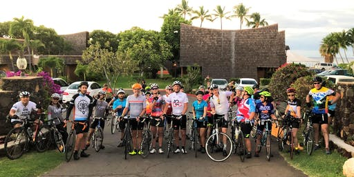 2020 Molokai Metric Century Bike Tour