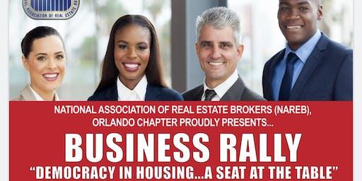 NAREB Orlando Business Rally