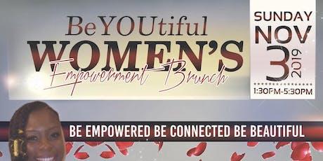 BeYOUtiful Women's Empowerment Brunch tickets
