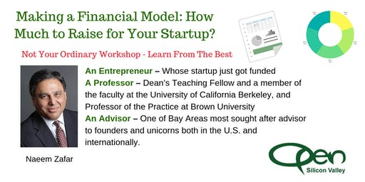 Making a Financial Model: How Much to Raise for Your Startup?