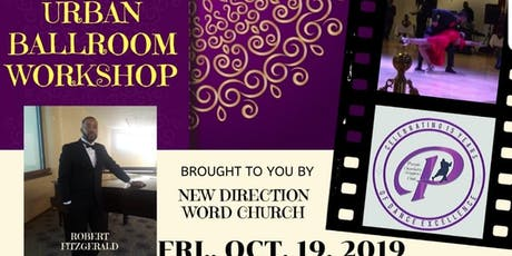 Urban Ballroom Worshop tickets