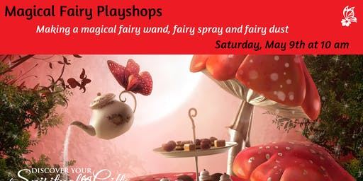 Magical Fairy Playshop with Vialet