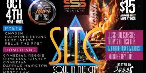 SOUL IN THE CITY'S 1st FRIDAYS (LIBRA BASH)