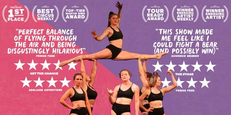 YUCK Circus | Melbourne Fringe tickets