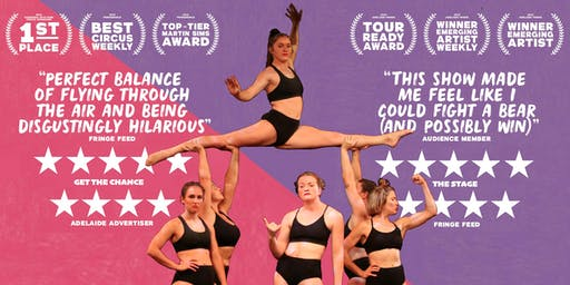 YUCK Circus | Melbourne Fringe