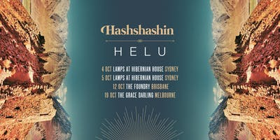Hashshashin & HELU album launch