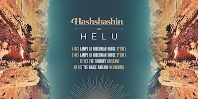 Hashshashin & HELU album launch
