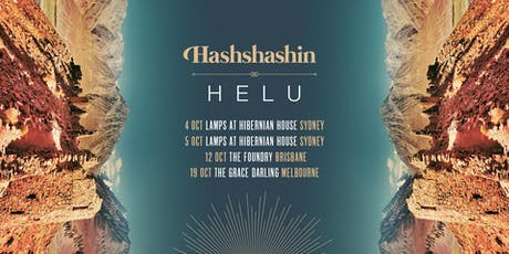 Hashshashin & HELU album launch tickets