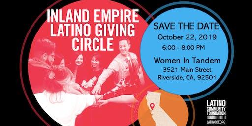 Inland Empire Latino Giving Circle