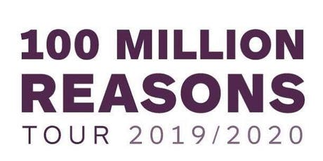 Epicure 100 Million Reasons tickets