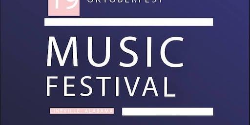 Oktoberfest Music & Arts Festival
