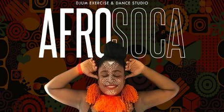 AFRO SOCA FUSION tickets