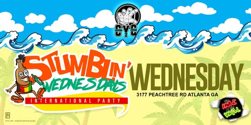 Stumblin' Wednesdays | Every Wednesday at Hole In The Wall