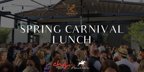 Bells Hotel Spring Carnival Lunch tickets