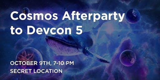 Devcon V Cosmos Party
