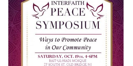 Women's Interfaith Peace Symposium tickets