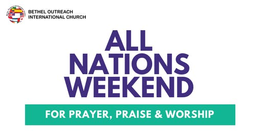 ALL NATIONS WEEKEND