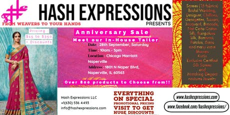 Karwa chauth 2019 Sale by Hash Expressions tickets