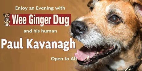 The Wee Ginger Dug tickets