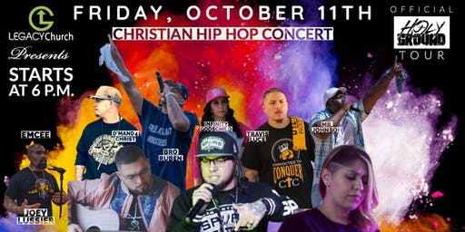 Holy Ground Tour-West Side Takeover