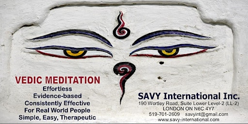 Learn Vedic Meditation - Introductory Session