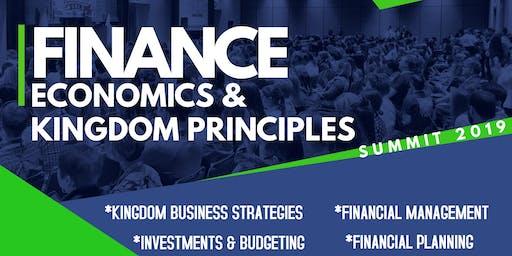 Finance, Economics & Kingdom Principles Summit