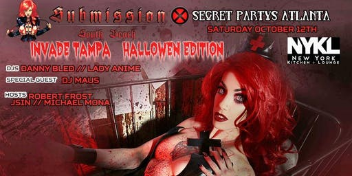 Submission Events & Secret Partys Invade Tampa