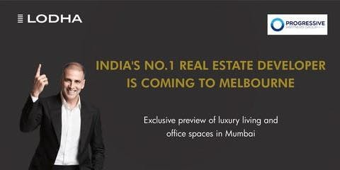AN EXCLUSIVE INDIA PROPERTY INVESTMENT SEMINAR FOR NRI & NETWORKING DINNER