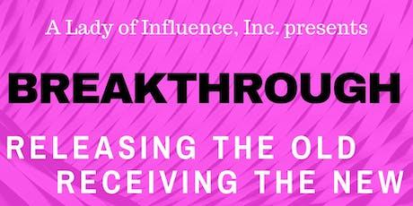 Breakthrough 2020 tickets
