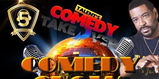 Talent's Comedy Takeover