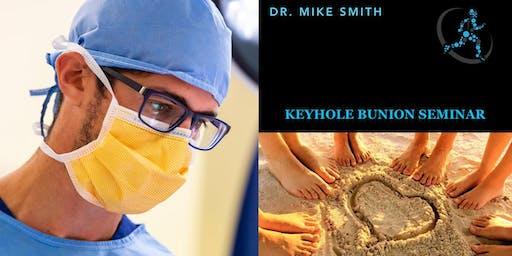 Adelaide Keyhole Bunion Seminar