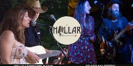 Wine Tasting with The Billy Hubbard Band and Seafoam Green with John Lusky tickets