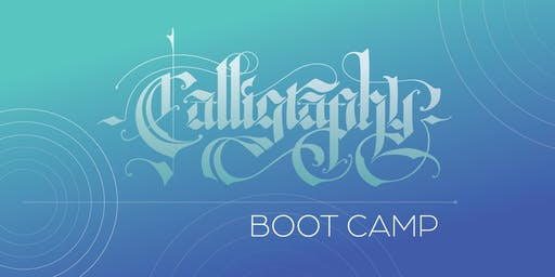 PHXDW 2019 Calligraphy Boot Camp with Assistant Professor Alison King