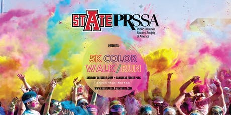 A-State PRSSA: 5K Color Walk/Run tickets